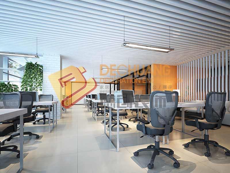 浅谈小型办公室装修设计要点有哪些?