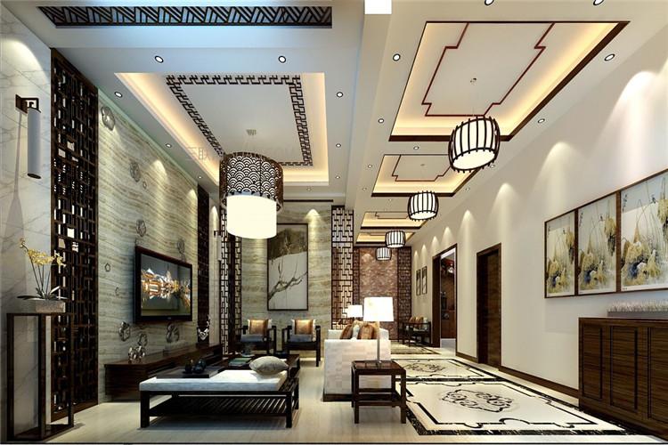 在济宁别墅装修设计风格中,欧式别墅装修风格是比较受欢迎的装修风格
