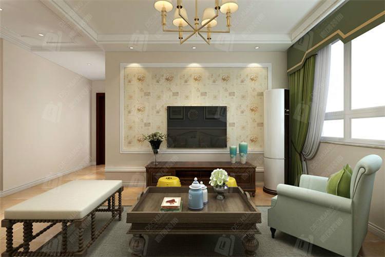 济宁家装设计公司发现现在很多家装用到中央空调,多为侧面得出风口。再比如客厅用到筒灯,可以嵌在吊顶内